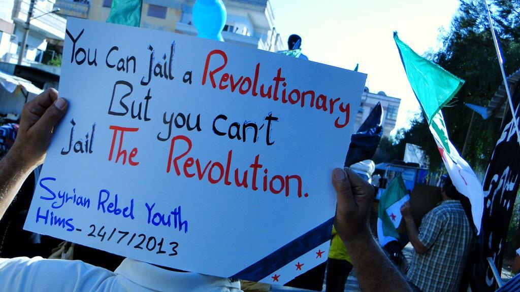Who do you consider to be a revolutionary?